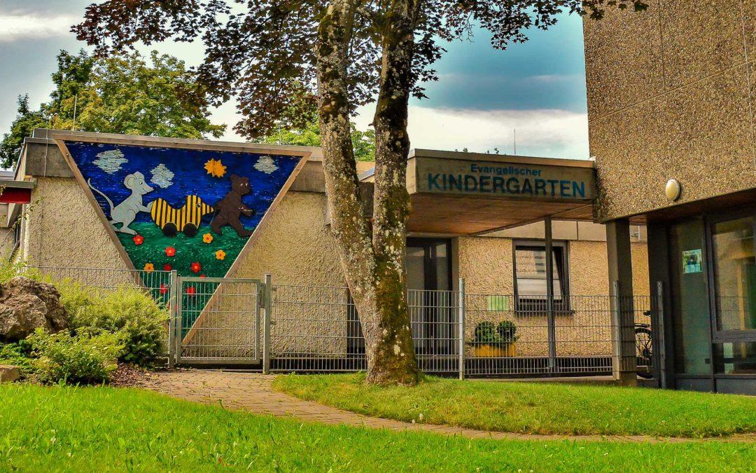 Evangelischer Kindergarten Schillerstraße